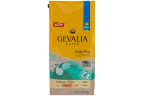 Gevalia Costa Rica Regular Ground Coffee 12 oz. Bag