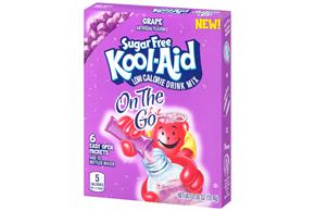 Kool-Aid Sugar Free Grape Drink Mix 6 ct Packets