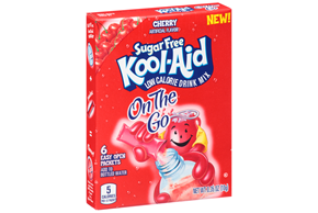On The Go Soft Drink-Powdered