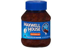 Maxwell House Original Instant Coffee 4 oz. Jar
