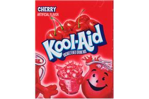 Kool-Aid(R) Cherry Unsweetened Drink Mix 0.13 oz. Packet