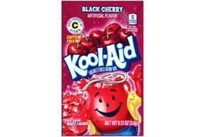 Kool-Aid(R) Black Cherry Drink Mix 0.13 oz. Packet