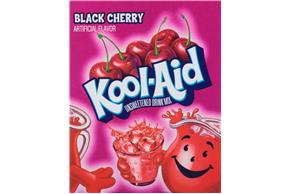 Kool-Aid(R) Black Cherry Drink Mix 0.13 oz. Packet