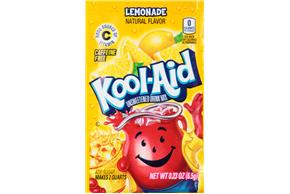 Kool-Aid Lemonade Drink Mix 0.23 oz. Packet