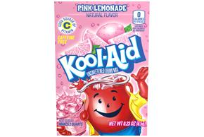 Kool-Aid Pink Lemonade Drink Mix 0.23 oz. Packet