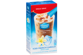 Maxwell House Coffee Drink-Instant Flavored