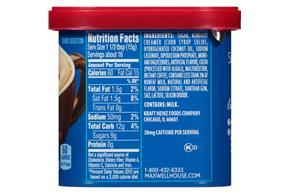 Maxwell House International Mocha Latte 8.5 oz Canister