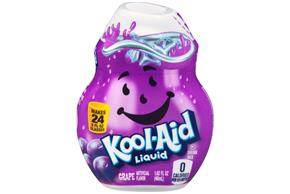 Kool-Aid Grape Liquid Drink Mix 1.62 fl. oz. Bottle