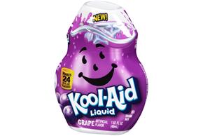 Kool-Aid Grape Liquid Drink Mix 1.62 fl. oz. Bottle