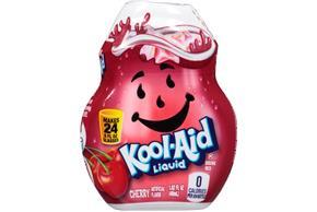 Kool-Aid Cherry Liquid Drink Mix 1.62 fl. oz. Bottle