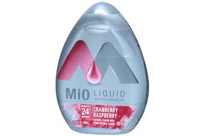 MiO Cranberry Raspberry Liquid Water Enhancer 1.62 fl. oz. Bottle