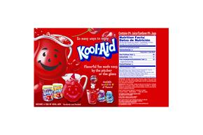 Kool-Aid Jammers Cherry 10-6 fl oz. Pouches
