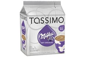 Tassimo Milka Hot Chocolate Hot Chocolate 16 Ct Bag
