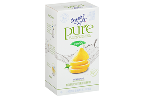 Crystal Light Pure Lemonade On the Go Drink Mix 7-0.31 oz. Packets