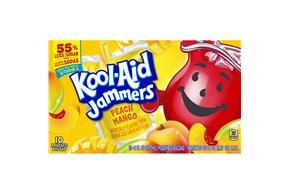Kool-Aid Jammers Peach Mango 10-6 fl oz. Pouches