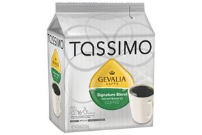 Tassimo Gevalia Signature Blend Decaf Coffee Coffee 16 Ct Bag