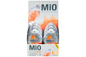 MiO Orange Tangerine Liquid Water Enhancer 6-1.08 fl. oz. Bottles