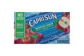 Capri Sun Original Mountain Cooler 10-6 fl oz. Pouches