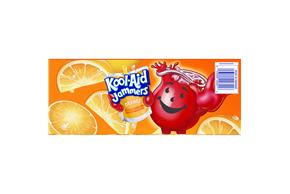 Kool-Aid Jammers Orange 10-6 fl oz. Pouches