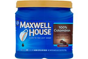 Maxwell House 100% Original Ground Coffee 28 oz. Canister