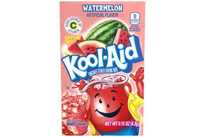 Kool-Aid Watermelon Unsweetened Drink Mix 0.15 oz. Packet