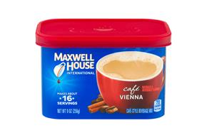 Maxwell House International Café Vienna 9 oz Canister