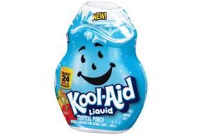 Kool-Aid Tropical Punch Liquid Drink Mix 1.62 fl. oz. Bottle