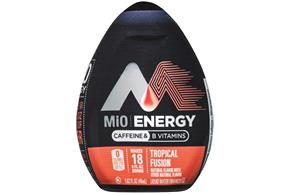 MiO Energy Tropical Fusion Liquid Water Enhancer 1.62 fl. oz. Bottle