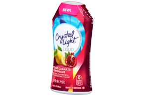 CRYSTAL LIGHT Pomegranate Lemonade Liquid Drink Mix 1.62 oz. Bottle