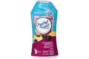 CRYSTAL LIGHT Blackberry Lemonade Liquid Drink Mix 1.62 oz. Bottle