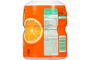TANG POWDERED SOFT DRINK ORANGE 20 oz Cannister