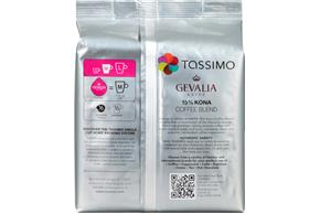 Tassimo Gevalia 15% Kona Coffee Blend T Discs 16 ct. Bag