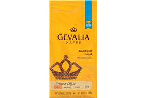 Gevalia Traditional Roast Ground Coffee 12 oz. Bag