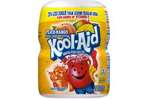 Kool-Aid Peach Mango Drink Mix 19 oz. Canister