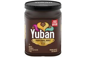 Yuban Original Medium Roast Ground Coffee 42.5 oz. Canister
