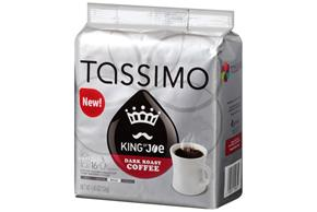 Tassimo King of Joe Dark Roast Coffee T Discs 16 ct. Bag