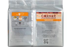 Tassimo Corner Coffeehouse Sweet Caramel Latte T Discs 8 ct. Espresso & 8 ct. Milk Creamer