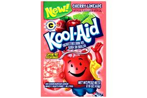 Kool-Aid Cherry Limeade Unsweetened Drink Mix 0.16 oz. Packet