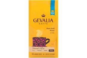 Gevalia Bold Dark Gold Roast 12 oz. Bag