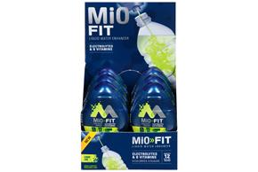 MiO Fit Lemon Lime Liquid Water Enhancer 6-1.08 fl. oz. Bottles