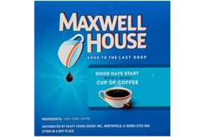 Maxwell House The Original Roast Coffee K-Cup(R) Packs 12 ct Box