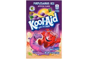 Kool-Aid Purplesaurus Rex Drink Mix 0.19 oz. Packet