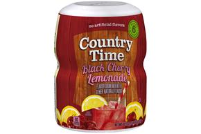 Country Time Soft Drink-Powdered
