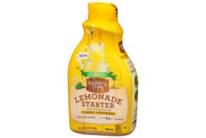 COUNTRY TIME Lemonade Starter Classic Lemonade Beverage-Liquid Concentrate 18.2 fl oz. Bottle