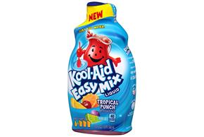Kool-Aid Easy Mix Tropical Punch Liquid Drink Mix 18.2 fl. oz. Bottle