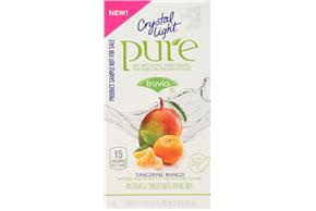 Crystal Light Pure Tangerine Mango On the Go Drink Mix 7-0.29 oz. Packets