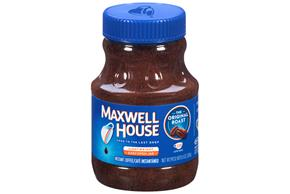 Maxwell House Original Roast Instant Coffee 8 oz. Jar