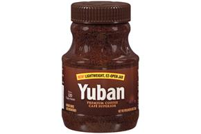 Yuban Instant Coffee 8 oz. Jar