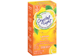 Crystal Light Lemon Iced Tea On the Go Drink Mix 10-0.07 oz. Packets