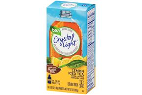 Crystal Light Lemon Iced Tea On The Go Drink Mix 10 0 07